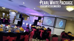 Pearl White Package